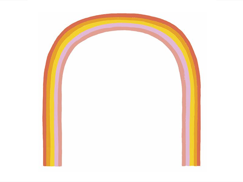 Acheter Bloc-notes XXL - Arc-en-ciel - 10,89€ en ligne sur La Petite Epicerie - Loisirs créatifs