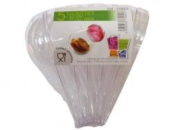 Acheter Lot de 5 gouttes cristal à customiser - 6,89€ en ligne sur La Petite Epicerie - 100% Loisirs créatifs