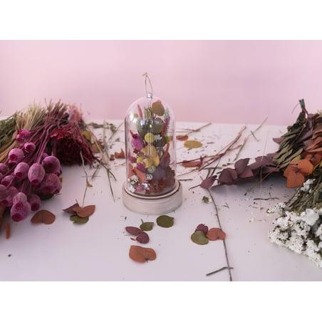 Acheter Cloche avec son socle en bois - 19 cm - 4,99€ en ligne sur La Petite Epicerie - Loisirs créatifs
