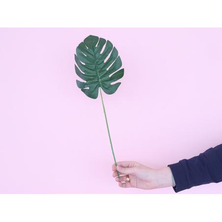 Acheter Feuille de Philondendron - feuille artificielle - 1,99€ en ligne sur La Petite Epicerie - Loisirs créatifs