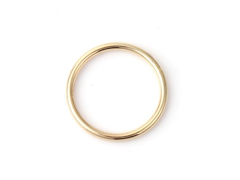 Acheter Anneau de jonction fermé doré - 22mm - 0,79€ en ligne sur La Petite Epicerie - Loisirs créatifs