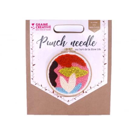 Acheter Kit punch needle - Abstrait - 18,99€ en ligne sur La Petite Epicerie - Loisirs créatifs