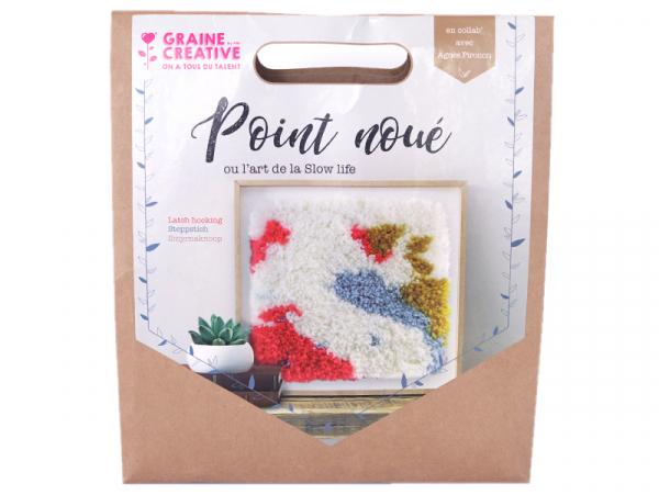 Acheter Kit point noué - Helsinki - 13,79€ en ligne sur La Petite Epicerie - Loisirs créatifs