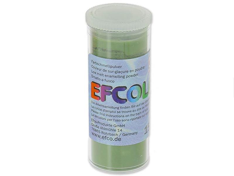 Acheter Poudre effet émail / de sur-glaçure - vert olive - 2,19€ en ligne sur La Petite Epicerie - 100% Loisirs créatifs