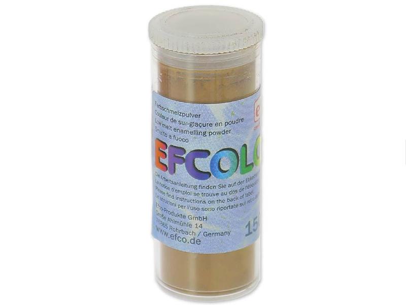Acheter Poudre effet émail / de sur-glaçure - brun - 2,19€ en ligne sur La Petite Epicerie - 100% Loisirs créatifs