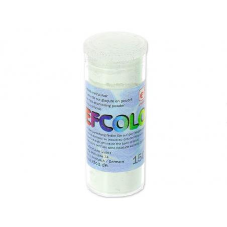 Acheter Poudre effet émail / de sur-glaçure - blanc - 2,19€ en ligne sur La Petite Epicerie - 100% Loisirs créatifs
