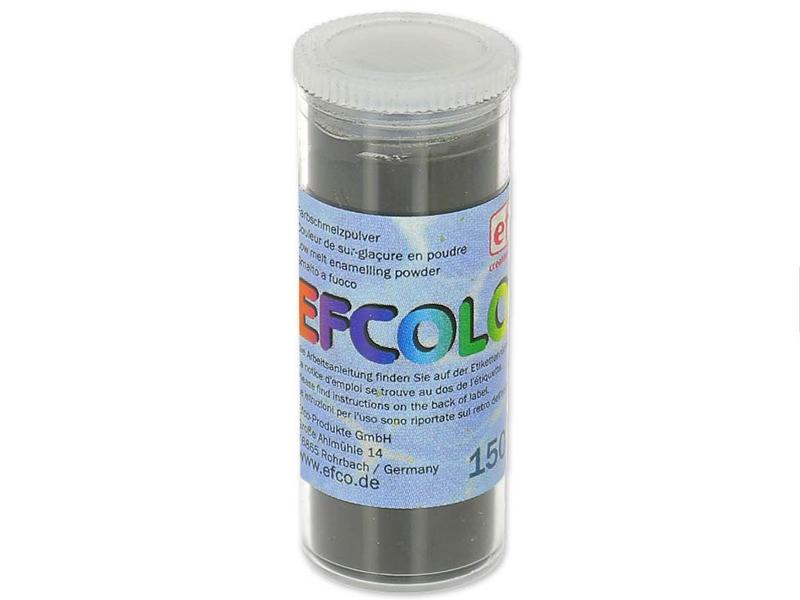 Acheter Poudre effet émail / de sur-glaçure - noir - 2,19€ en ligne sur La Petite Epicerie - Loisirs créatifs