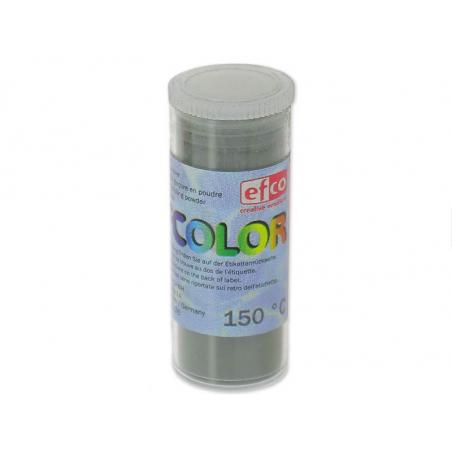 Acheter Poudre effet émail / de sur-glaçure - gris foncé - 2,19€ en ligne sur La Petite Epicerie - Loisirs créatifs
