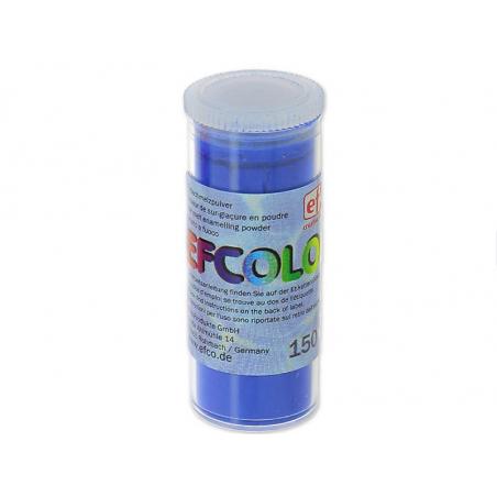 Acheter Poudre effet émail / de sur-glaçure - bleu foncé - 2,19€ en ligne sur La Petite Epicerie - 100% Loisirs créatifs