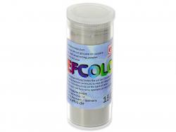 Acheter Poudre effet émail / de sur-glaçure - gris argenté - 2,19€ en ligne sur La Petite Epicerie - 100% Loisirs créatifs
