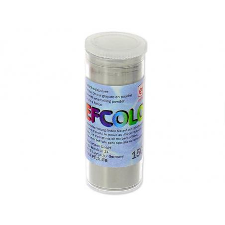 Acheter Poudre effet émail / de sur-glaçure - gris argenté - 2,19€ en ligne sur La Petite Epicerie - Loisirs créatifs
