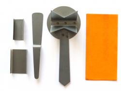 Acheter 5 outils pour émaillage / travail de sur-glaçure - 4,79€ en ligne sur La Petite Epicerie - Loisirs créatifs