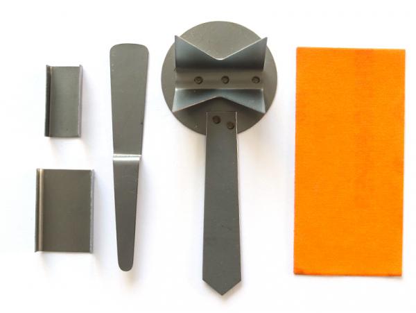 Acheter 5 outils pour émaillage / travail de sur-glaçure - 4,79€ en ligne sur La Petite Epicerie - 100% Loisirs créatifs