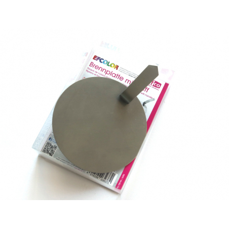 Acheter Plaque de cuisson pour émaillage / travail de sur-glaçure - 3,19€ en ligne sur La Petite Epicerie - 100% Loisirs cré...