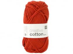 """Acheter Laine """" Creative cotton Aran"""" - renard 77 - 2,79€ en ligne sur La Petite Epicerie - 100% Loisirs créatifs"""
