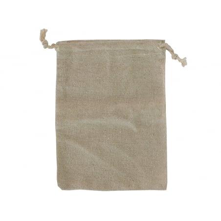 Acheter Pochon en coton beige - 13 x 17,5 cm - 1,29€ en ligne sur La Petite Epicerie - Loisirs créatifs
