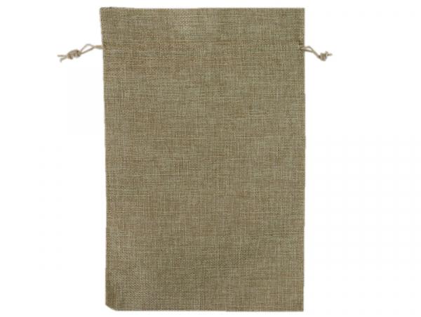 Acheter Pochon en toile de jute - 19 x 29 cm - 2,99€ en ligne sur La Petite Epicerie - 100% Loisirs créatifs