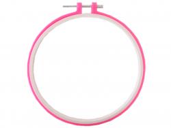 Acheter Lot de 5 tambours à broder en plastique - 13,99€ en ligne sur La Petite Epicerie - 100% Loisirs créatifs