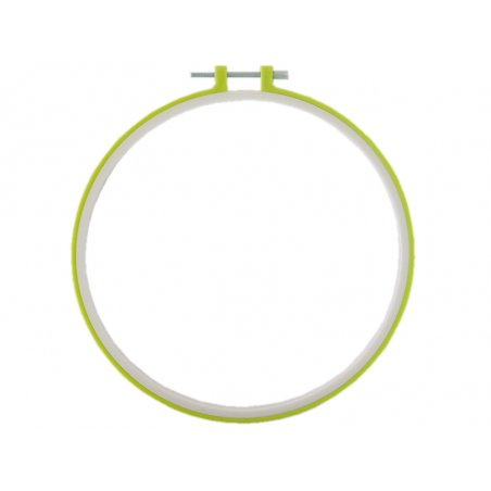 Acheter Lot de 5 tambours à broder en plastique - 13,99€ en ligne sur La Petite Epicerie - Loisirs créatifs