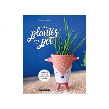 Acheter Livre - Mes plantes ont du pot - 9,95€ en ligne sur La Petite Epicerie - 100% Loisirs créatifs
