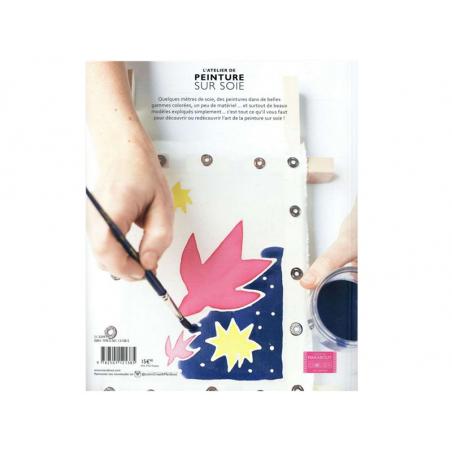 Acheter Livre - L'atelier de peinture sur soie - 15,90€ en ligne sur La Petite Epicerie - Loisirs créatifs