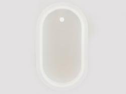 Acheter Moule en silicone - pendentif rectangle arrondi 7 cm - 3,99€ en ligne sur La Petite Epicerie - 100% Loisirs créatifs
