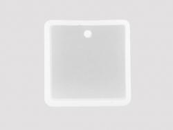 Acheter Moule en silicone - pendentif carré 25mm - 2,99€ en ligne sur La Petite Epicerie - 100% Loisirs créatifs