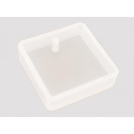 Acheter Moule en silicone - pendentif carré 25mm - 2,99€ en ligne sur La Petite Epicerie - Loisirs créatifs