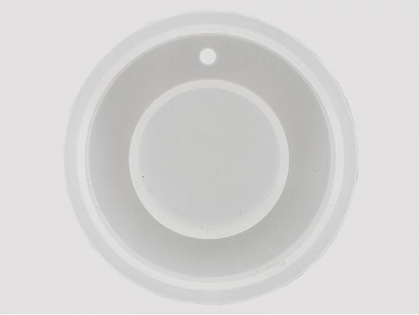 Acheter Moule en silicone - pendentif rond 6 cm - 3,99€ en ligne sur La Petite Epicerie - Loisirs créatifs