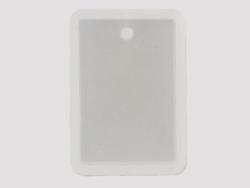 Acheter Moule en silicone - pendentif rectangle - 2,99€ en ligne sur La Petite Epicerie - 100% Loisirs créatifs