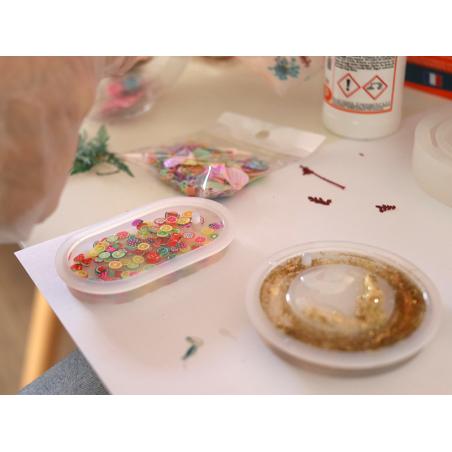 Acheter Moule en silicone - pendentif rectangle - 2,99€ en ligne sur La Petite Epicerie - Loisirs créatifs