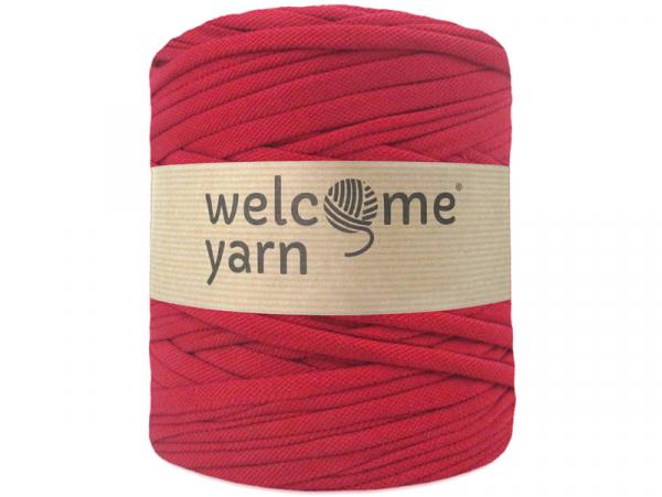 Acheter Grande bobine de fil trapilho - rouge cerise - 7,90€ en ligne sur La Petite Epicerie - 100% Loisirs créatifs