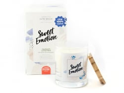 Kit bougie DIY - Sweet Emotion
