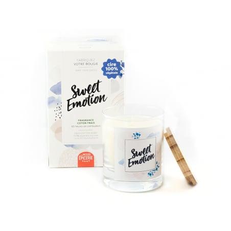 Acheter Kit bougie DIY - Sweet Emotion - 22,99€ en ligne sur La Petite Epicerie - 100% Loisirs créatifs