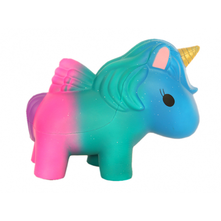 Acheter Maxi squishy - Licorne arc-en-ciel - 24,99€ en ligne sur La Petite Epicerie - 100% Loisirs créatifs