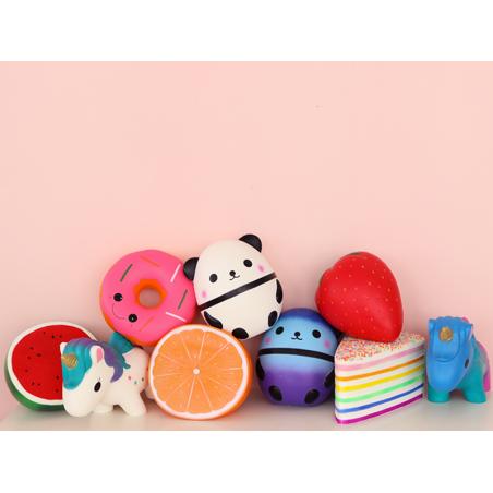 Acheter Maxi squishy - Rainbow Cake - 34,99€ en ligne sur La Petite Epicerie - Loisirs créatifs