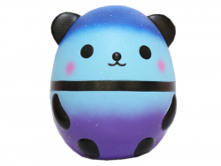 Maxi squishy - Panda galaxy