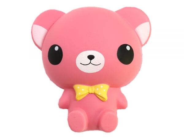 Acheter Squishy ourson rose - 11,99€ en ligne sur La Petite Epicerie - Loisirs créatifs