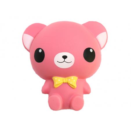 Acheter Squishy ourson rose - 11,99€ en ligne sur La Petite Epicerie - 100% Loisirs créatifs