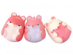 Acheter Squishy hamster aléatoire - anti stress - 9,99€ en ligne sur La Petite Epicerie - Loisirs créatifs