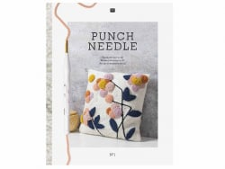 Livre - Punch needle, l'art...