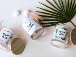 Acheter Pack de 3 kits bougies DIY - 68,97€ en ligne sur La Petite Epicerie - 100% Loisirs créatifs