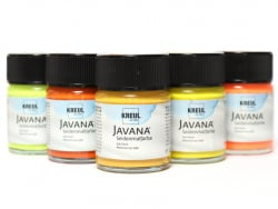 Acheter Peinture sur soie 50mL - Jaune luminescent - 4,29€ en ligne sur La Petite Epicerie - Loisirs créatifs