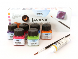Acheter Kit de 6 peintures sur soie - 20mL - Couleurs tendances - 15,89€ en ligne sur La Petite Epicerie - Loisirs créatifs