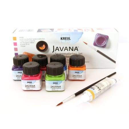 Acheter Kit de 6 peintures sur soie - 20mL - Couleurs tendances - 15,89€ en ligne sur La Petite Epicerie - 100% Loisirs créa...
