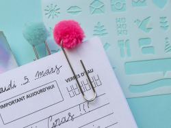 Acheter Kit MKMI - Mon agenda perpétuel - 16,99€ en ligne sur La Petite Epicerie - Loisirs créatifs
