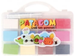 Acheter Patagom - valisette de 12 pains - 19,99€ en ligne sur La Petite Epicerie - 100% Loisirs créatifs