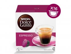 Acheter 16 capsules DOLCE GUSTO - Espresso - 4,48€ en ligne sur La Petite Epicerie - Loisirs créatifs