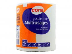Acheter 2 rouleaux essuie-tout - 500 feuilles (ATTENTION COMPREND 2 ROULEAUX) - 4,55€ en ligne sur La Petite Epicerie - Lois...