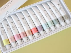 Acheter Set de 12 tubes de peinture acrylique - pastel - 8,99€ en ligne sur La Petite Epicerie - Loisirs créatifs